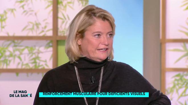 """""""Du renforcement musculaire pour déficients visuels"""", chronique de Nordine Attab du 28 novembre 2018"""
