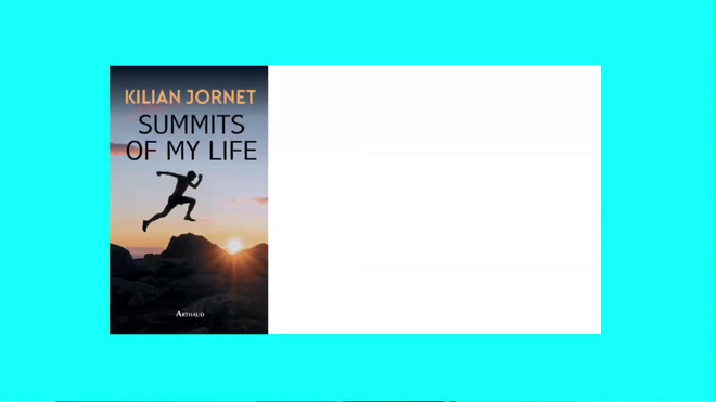 """Photo : ©Instagram officiel de Kilian Jornet - Vidéo : """"Un coureur au sommet"""", entretien avec Kilian Jornet, ultra-trailer et auteur du livre « Summits of my life »"""