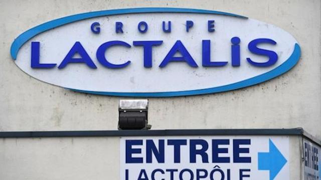 Pas de salmonelle dans les produits de la tour n°2, selon Lactalis