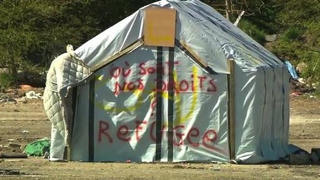 """Migrants : """"des atteintes sans précédents aux droits fondamentaux"""""""