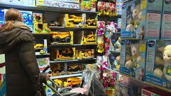 De nombreux jouets non-conformes, voire dangereux