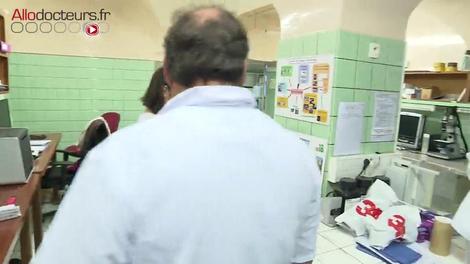 A Strasbourg, des scientifiques analysent les prothèses vasculaires endommagées