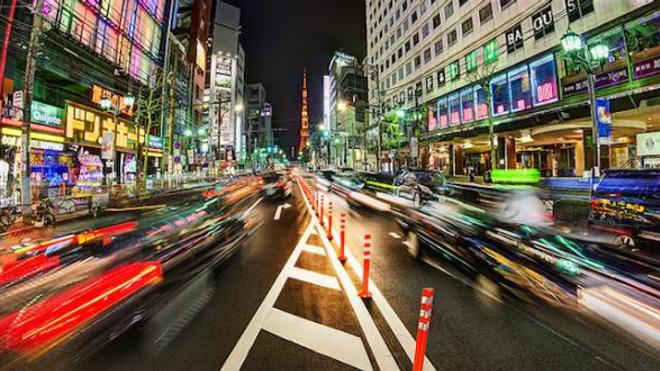 Certains revêtements pourraient limiter le bruit sur l'asphalte des rues, comme à Tokyo.