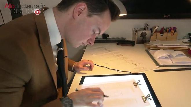 Romain Brifault, autiste et styliste