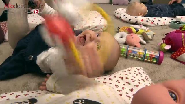 Massage des bébés : quels bienfaits ?
