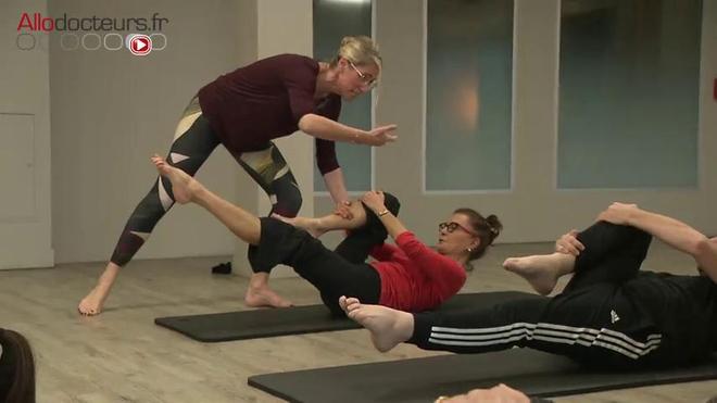 Le pilates est une activité physique de plus en plus pratiquée en France