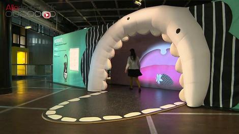 Une exposition dédiée au microbiote intestinal à la Cité des Sciences à Paris