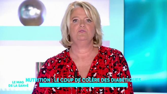 """""""Nutrition : le coup de colère des diabétiques"""", entretien avec Claire Desforges, responsable des affaires publiques à la Fédération Française des Diabétiques"""