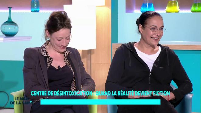 """""""Centre de désintoxication : quand la réalité devient fiction"""", entretien avec Fabienne Godet et Julie Moulier"""
