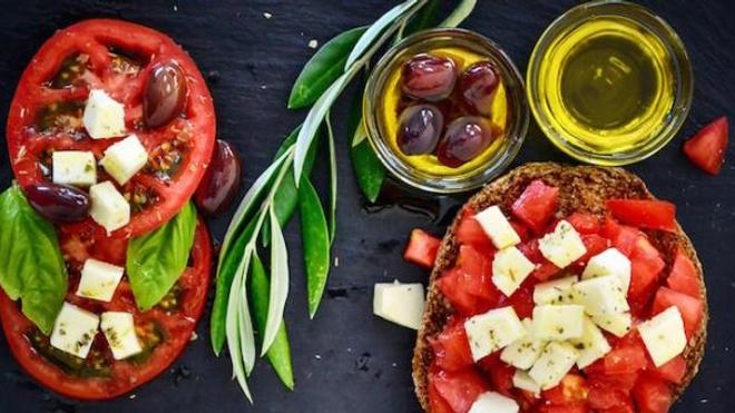 Régime méditerranéen, le meilleur régime pour votre cerveau ?