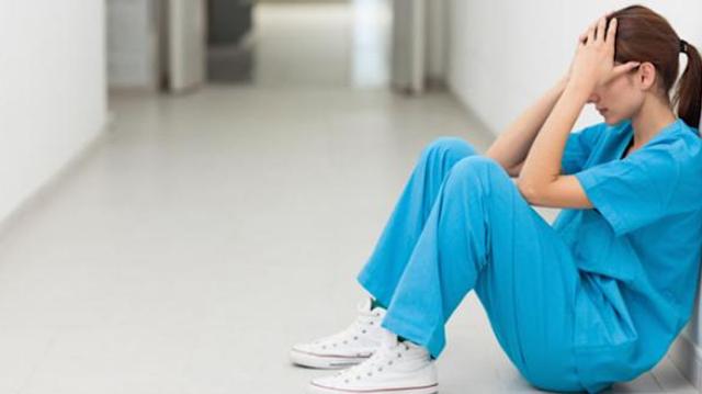 """Burn-out des médecins : """"Nous ne sommes pas des prestataires de service"""""""