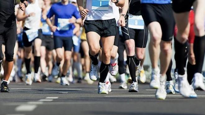 Le coeur à l'épreuve du marathon