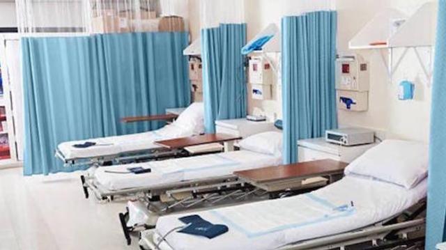 Les rideaux des hôpitaux, nids à bactéries résistantes