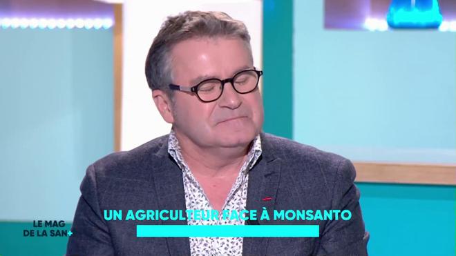 """""""Un agriculteur face à Monsanto"""", entretien avec Paul François, invité du Magazine de la santé du 15 avril 2019"""