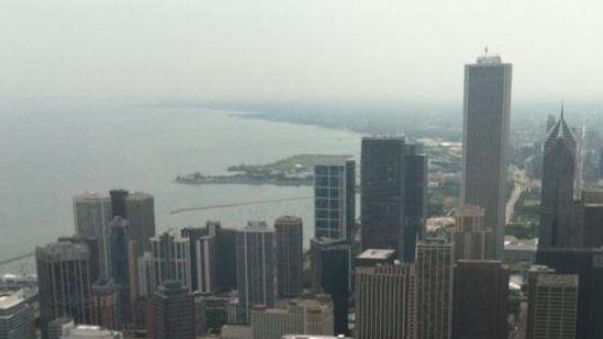 Cancer au sommet : en direct de Chicago