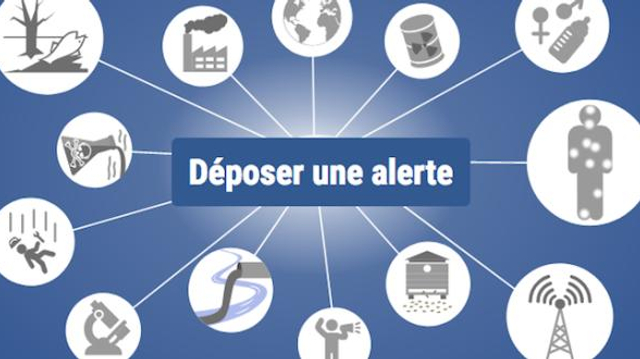 Lanceurs d'alerte : un site web sécurisé pour les plaintes liées à la santé et l'environnement