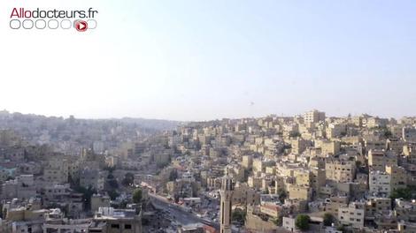 Jordanie : un hôpital de MSF pour les blessés de guerre de la région