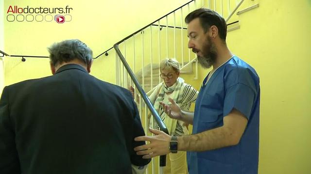 Prothèse du genou : des patients formés avant leur opération