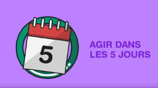 Contraception d'urgence : vous avez cinq jours pour agir