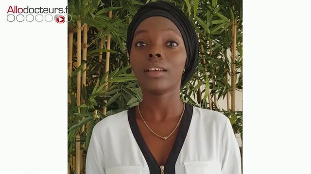Excision : Hadja, Guinéenne de 19 ans, lance un cri de colère.