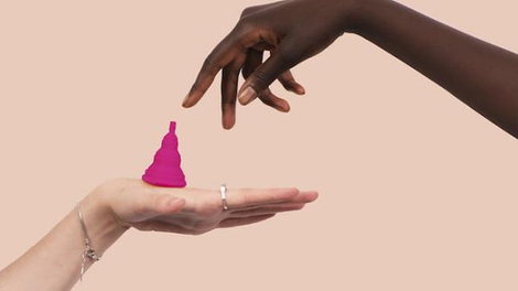 Les coupes menstruelles sont aussi sûres que les autres protections