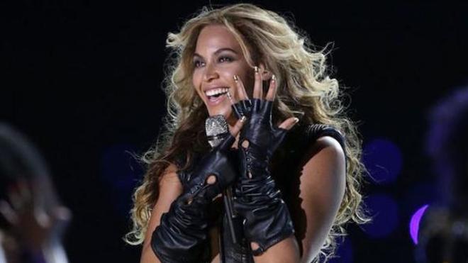 Beyoncé en concert. ©Fotolia