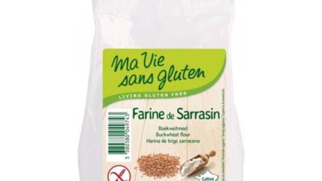 Rappel de deux références de farine de sarrasin