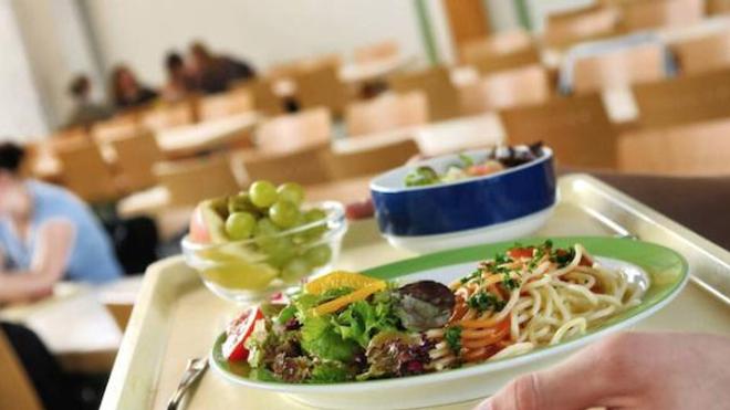 """Le """"lundi vert"""" mis en place dans les restaurants universitaires"""