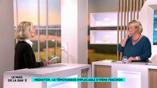 Mediator : Irène Frachon témoigne à la barre