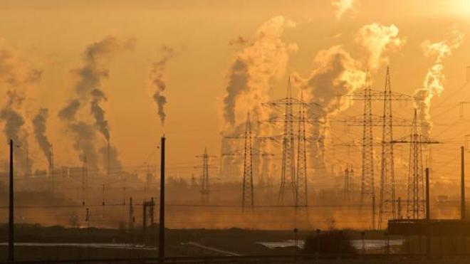 la pollution de l'air réduit de 2ans en moyenne l'espérance de vie