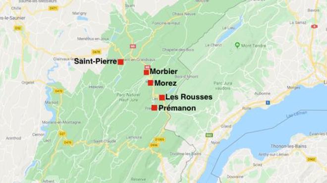 Ouverture d'une enquête après la découverte de plusieurs cancers pédiatriques dans cinq communes voisines du Jura