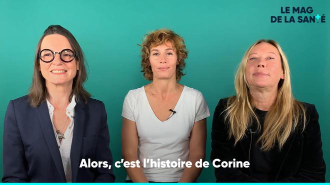 La chamane Cécile Sombrun, l'actrice Cécile de France et la réalisatrice Fabienne Berthaud