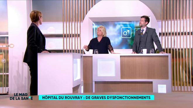 Des soignants de l'hôpital psychiatrique du Rouvray avaient débuté une grève de la fin en mai 2018
