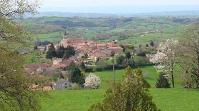 Commune de La Gresle (Loire)