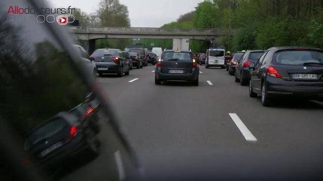 Quand la grève provoque des accidents sur la route