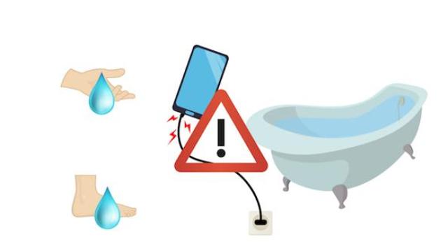 Electrocutions : série noire à cause des téléphones portables