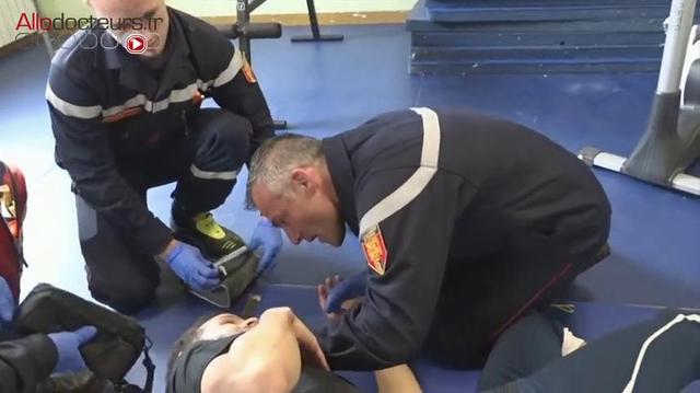 Calvados : des pompiers se forment à la langue des signes