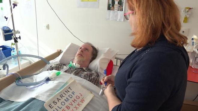 Locked-in syndrome : continuer à communiquer malgré tout