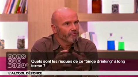 Binge drinking : des risques à long terme?