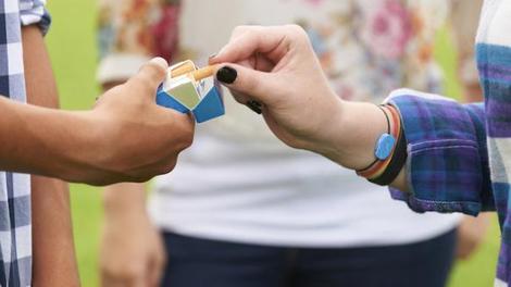 Alcool, tabac et cannabis en baisse chez les jeunes adolescents