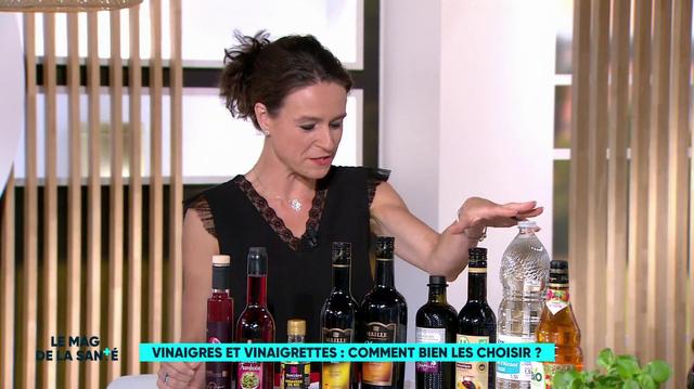 Vinaigres et vinaigrettes : comment bien les choisir ?