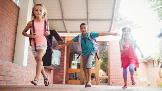 """30 minutes par jour pour """"courir, sauter, ou danser"""" en école primaire"""