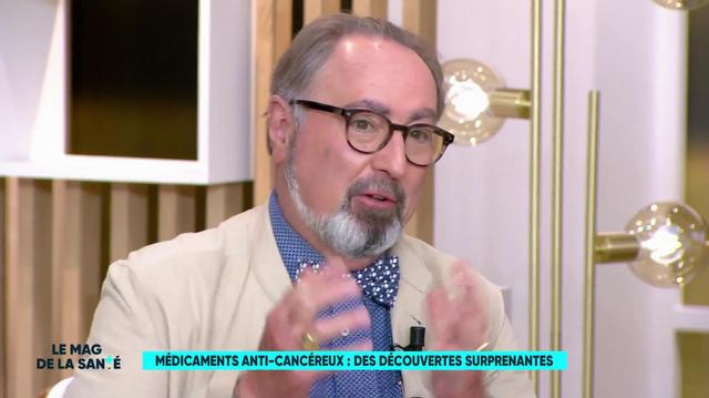Retour sur l'histoire de la découverte surprenante de deux médicaments anti-cancéreux