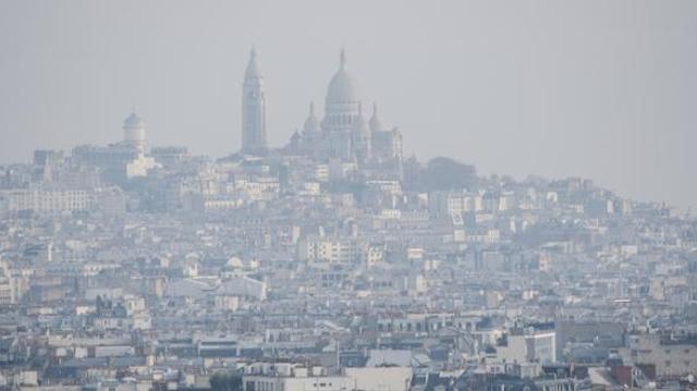 Retour d'un pic de pollution à l'ozone en Ile-de-France