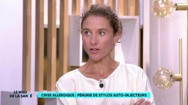 Choc allergique : tensions d'approvisionnement sur les stylos d'adrénaline
