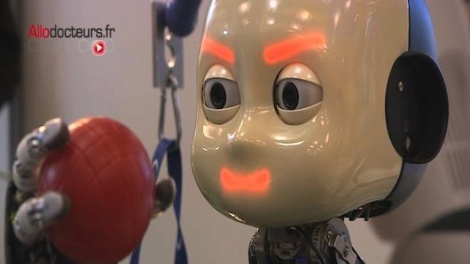 En Ecosse, des robots s'entraînent à aider les personnes vulnérables dans leur quotidien