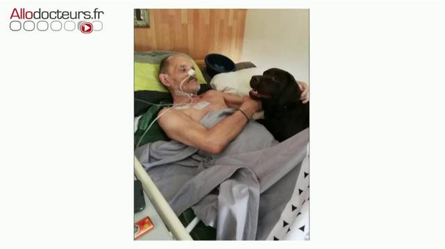 Fin de vie : Alain Cocq demande à l'Elysée le «droit à une mort digne»