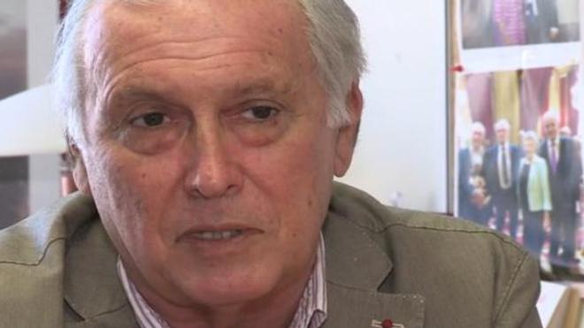 Professeur Jean-François Delfraissy, président du Conseil scientifique.