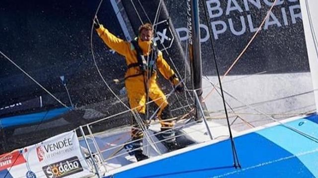 #EnfinUneBonneNouvelle : il n'y a jamais eu autant de femmes parmi les marins du Vendée Globe