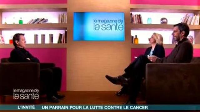 Bernard Giraudeau, son combat contre le cancer